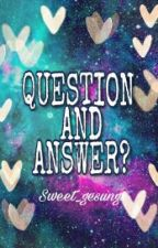 Question and answer. by sweet_gesungs