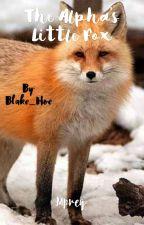 The Alpha's Little Fox [BxB] by Blake_Hoe