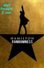 Hamilton Randomness by billcipher15