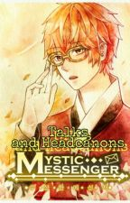 Mystic Messenger Talks by hermiona18