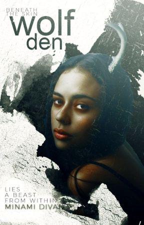 Wolf Den [I] by califraz