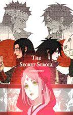 The Secret Scroll by DaOrenjiNeko