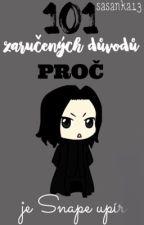 101 zaručených důvodů proč je Snape upír✔️ by sasanka13