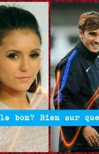 Lui Le Bon? Bien Sur Que Oui ⚪ by chloegriezmann7