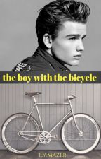 The Boy with the Bicycle by momofamonster