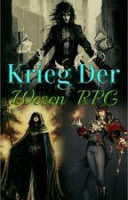 Krieg Der Wesen RPG by sonsonsja00