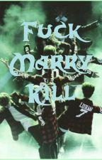 Fuck Marry Kill {EXO} by Kaiosei-Cifer