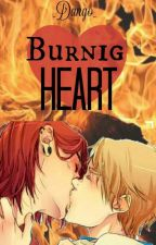 Burnig Heart [Castiel x Nathaniel] by _Dango_