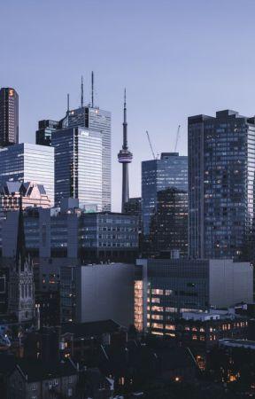 Toronto by tgaweco