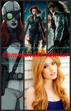 Commander Winter (Marvel - Winter Soldier/Bucky Barnes) by insaneredhead