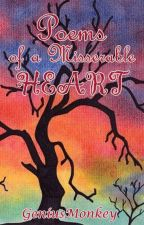 Poems of a Miserable Heart by GeniusMonkey