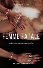 FEMME FATALE// STYLES FT. MALIK by avanseyebrows