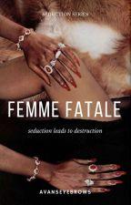 Femme Fatale//HS by avanseyebrows