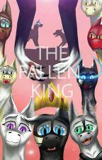 The Fallen King  by rangers_dragon