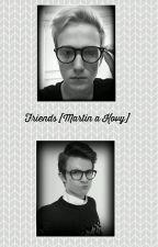 Friends [Martin a Kovy] by TheVeru321
