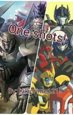 One-shot by Kikiprime1215