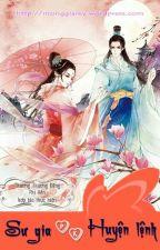 [ Hoàn ] Sư gia PK Huyện lệnh - Tửu Tiểu Thất by Mac_Dao21