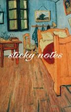 sticky notes • yeo one by -enshitti