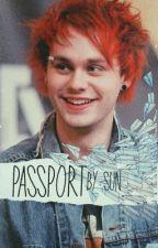 Passport; m.g.c by maydickparade