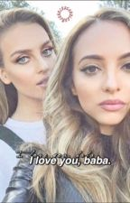 I love you Baba  by jerrienegovanlis