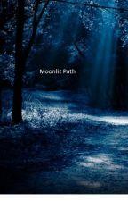 Moonlit Path by madamemoostache