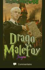 DRAGO MALEFOY by momoscamander68