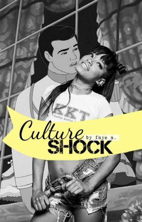 Culture Shock [RE-WRITTEN] by fayesutopia