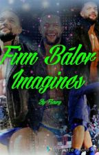 Finn Bálor Imagines by Fleury_Loves_Me