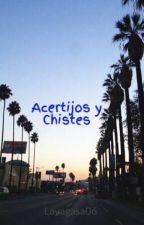 Acertijos y Chistes by Lavagasa06