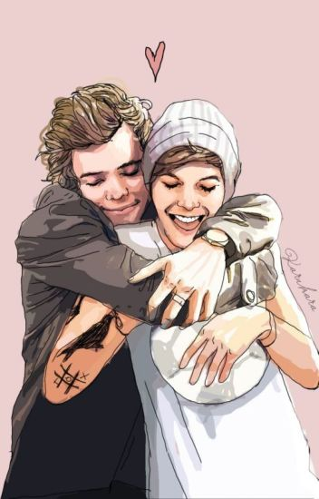 Courtship dating larry stylinson hug