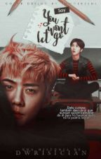 say you won't let go «hunhan» by dwrisician