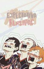 Expectativa vs Realidad ;; Haikyuu by p-parkhyxn