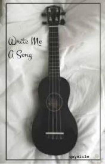 Write me a song || l.s [Traducción al español]