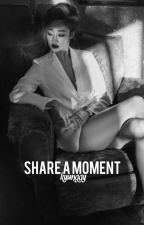 Share a Moment |OS, yaoi| by Kyunggy