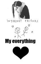 My everything ♥ [CZ internet friends story] by kajka_xd