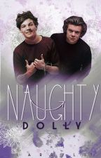 Naughty dolly || Larry by _LarryLS1_