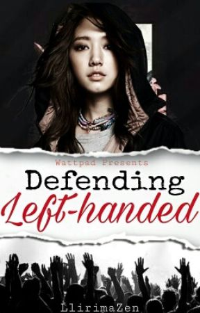 Defending Left-handed by LlirimaZen