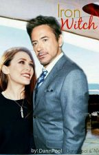 Iron Witch. «Tony Stark y Wanda Maximoff» by Dannpool