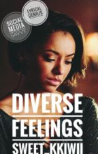 Diverse Feelings(Slow Updates) by Sweet_Kkiwii