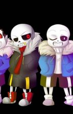 Undertale AU Roleplay! by KittenCupcakeG