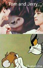 Tom and Jerry ➳ YugJin by EluanaLima