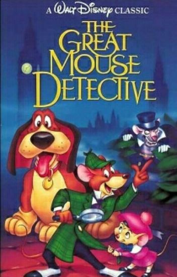 The Great Mouse Detective  (Basil x reader)