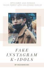 FAKE INSTAGRAM KPOP by Hwanggita_Kim