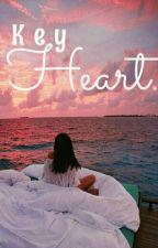 Key Heart by SecretHuhu