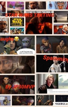 Star Wars Texting by JP30MVP