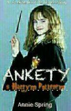 Ankety s Harrym Potterem ✴ by Annie_Spring