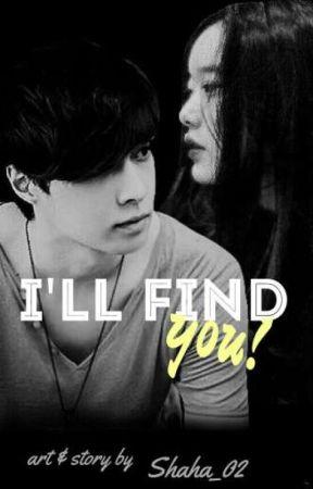 Я найду тебя! by kenra_klerass