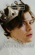 Behind Mirrors- Larry Stylinson by BooeHarry