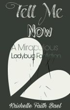 Tell Me Now (A Ladybug and Chat Noir Fanfic) by rebellious_streak