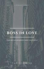 Boss In Love by legistari